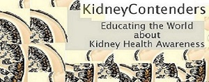 Kidney Contenders Logo