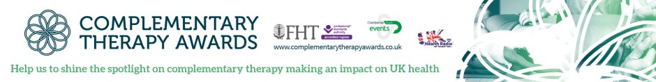 CD6474 Comp Therapy Awards UK Health Radio banner 940x118 AW